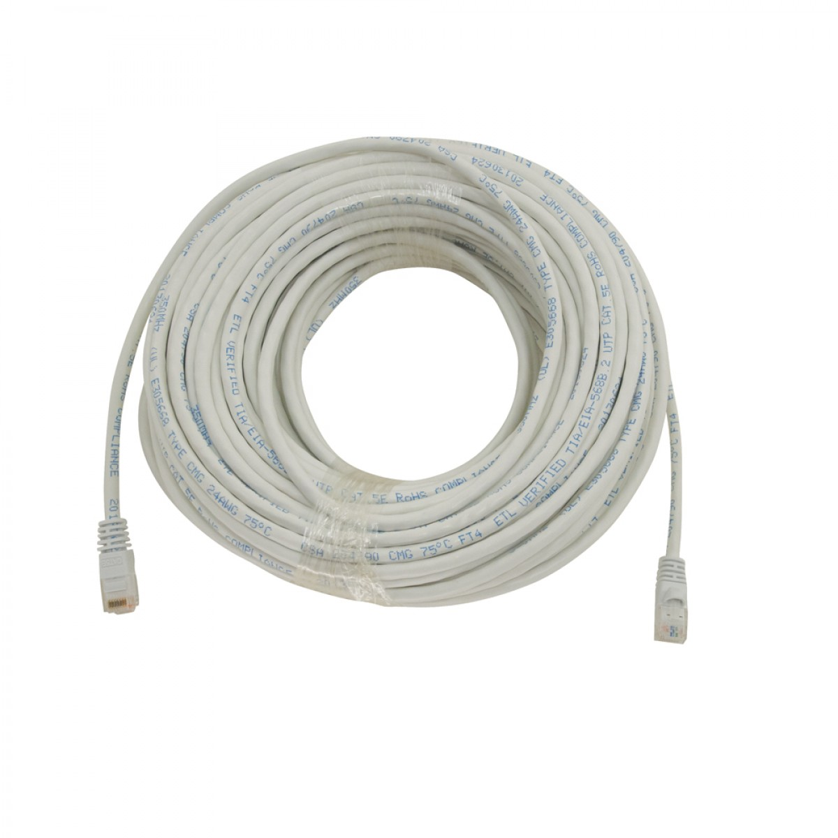100 Cat5e Network Cable100 350 Mhz Stp Shielded Black Ethernet Patch Cable Bootless 15 Foot Part Number Cb5e100w 100ft Utp