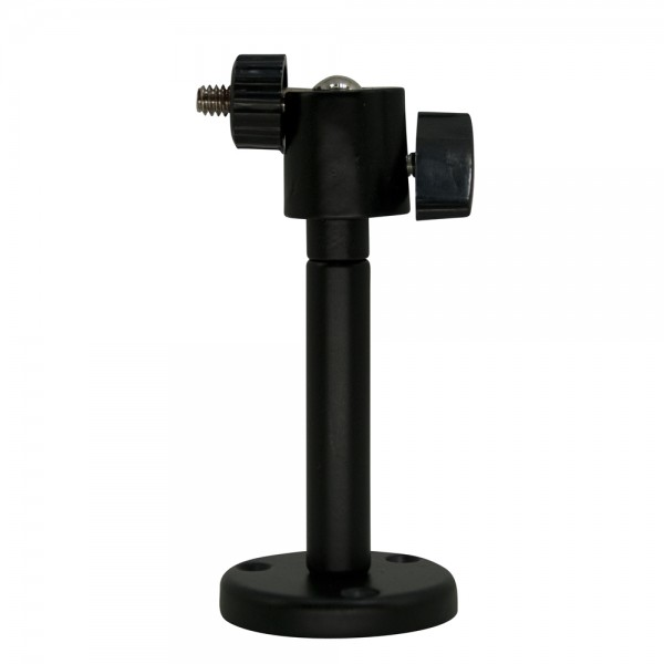 "B204B 4"" Heavy Duty Camera Bracket-Black"
