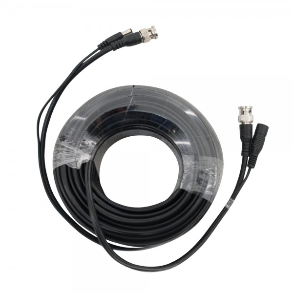 CB60BH 60FT Siamese Cable (HD-SDI Compatible)