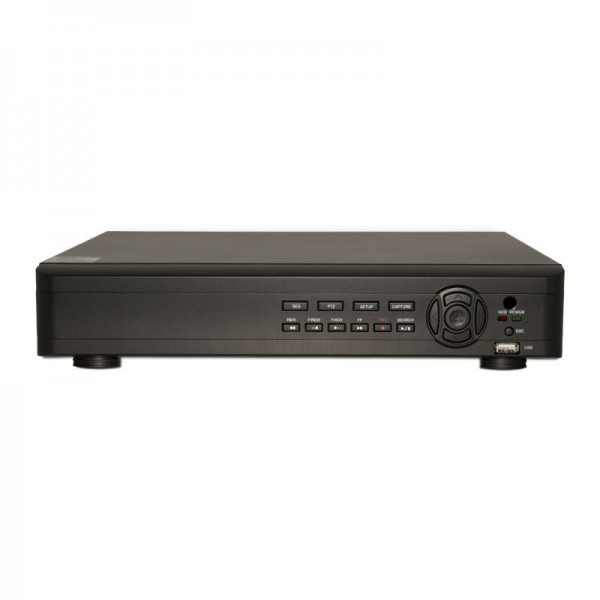 8 Channel Hybrid (960H & AHD 2.0) 1080p DVR, H.264 dual-stream, VGA and HDMI Full HD output