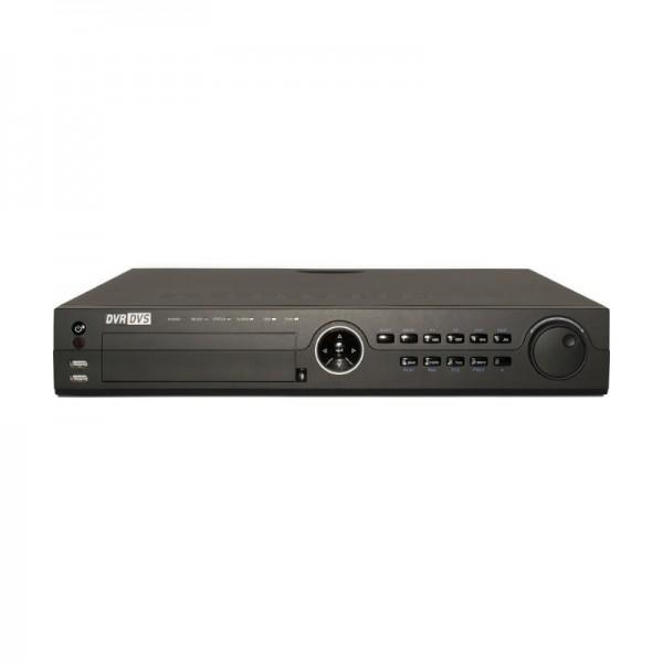 32CH 1080P 1.5U 4HDD Tribrid (TVI / IP / Analog) Real Time Display DVR, UL Listed