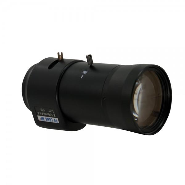 LH8100-2 Varifocal / Auto IRIS CCTV Lens with HD 2.0 Mega Pixel