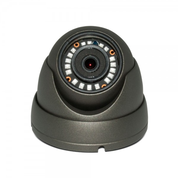 HD 4-in-1 (CVI, TVI, AHD, Analog) Turret  Dome 1080P 3.6mm Fixed Lens 24IR Weatherproof