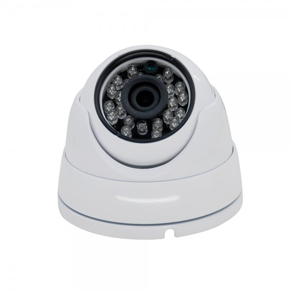 VCHCSD3503W Sony Exmor 2.0 Megapixel Full HD 1080p (HD-SDI) Night Vision Outdoor Vandal Resistance Dome Camera