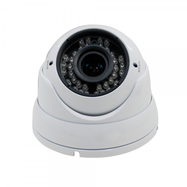 VCHCSD3550W Full HD 1080P (HD-SDI) Night Vision Vari-focal Lens Outdoor Dome Camera