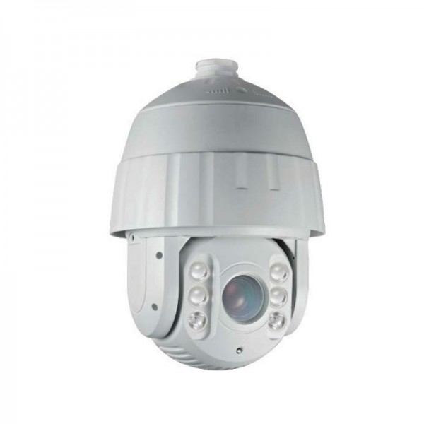 HD TVI PTZ Dome 1080P 23x Optical Zoom, Smart IR up to 330Ft. UL Listed (Wall Mount Bracket sell separately)