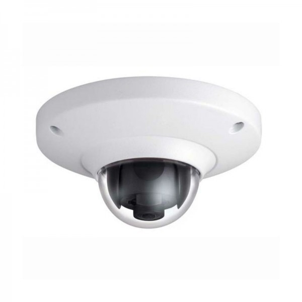 4MP Full HD Network Fisheye Camera, 180° angle view, PoE, 1K10 Vandal-proof