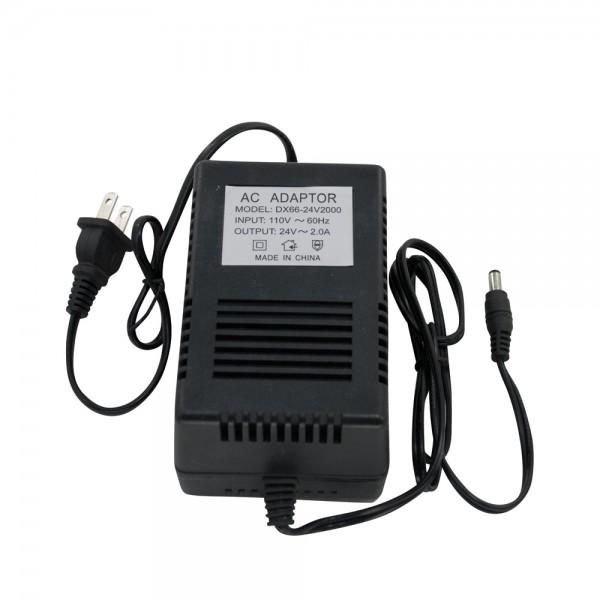 AC24V 2Amp Single Power Adapter