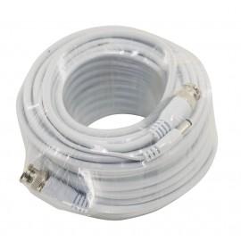 CB60WH 60FT Siamese Cable (HD-SDI Compatible)