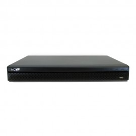 16CH 4MP 1U Tribrid(HDCVI / Analog / IP +8CH) H.264+/H.264 Dual-stream Video Compression Support 2 SATA HDDs Up to 12TB