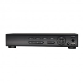 8CH Hybrid 1080p High Resolution HD-SDI + Analog 960H DVR (Hard Drive Not Included)