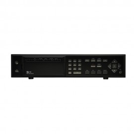 8CH HD-SDI 1080P High Resolution 30F Real Time Recording DVR (Hard Drive Not Included)