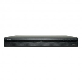 16CH 4K NVR 1080p HD Resolution, H.265 Lite, Max 200 Mbps, 2 SATA III Ports Up to 6 TB Capacity for Each HDD