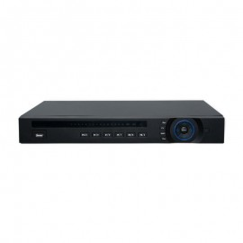 16 CH NVR 1080p HD Resolution, 200 Mbps, Supports 5MP Resolution, 2 HDD Bays