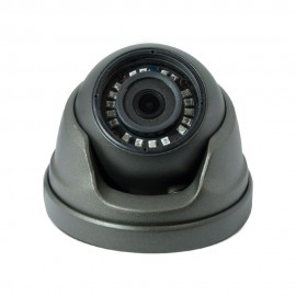 HD 4-in-1 (CVI, TVI, AHD, Analog) Turret  Dome 1080P 2.8mm Fixed Lens 24IR Weatherproof