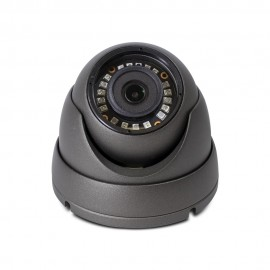 HD 4-in-1(CVI, TVI, AHD, Analog) Turret Dome 4MP 2.8mm Fixed Lens 18 New IR LEDs Weatherproof