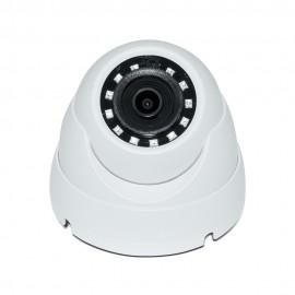 HD CVI Dome 2MP 2.8mm Fixed Lens 1080P Smart IR (100ft), DWDR, Weatherproof