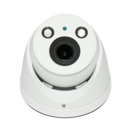 HD CVI Dome 4MP 2.7-12mm Motorized Lens Max 4MP Real-time,Long Distance Smart IR (200ft), WDR, Weatherproof