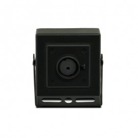 HD 4-IN-1 (CVI, TVI, AHD, ANALOG) 1080p Pinhole Camera 3.7mm Pinhole Lens