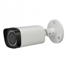 3MP Full HD Network IR Bullet Camera. 2.7-12mm Motorized Lens, IR(98ft), IP66, PoE