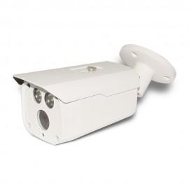 4MP Network IP LXIR Bullet Camera, 3.6mm Fixed Lens, IR(263ft), IP67, PoE
