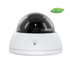 3MP Full HD Network IR Dome Camera. 3.6mm Fixed Lens, IR(100ft), IP66, IK10, PoE