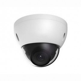 4MP Full HD Network IR Dome Camera. 2.7-12mm Vari-focal, IR(165ft), True WDR, IP67, IK10, PoE