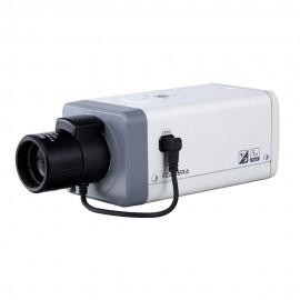 3MP Full HD 1080p Network IP Box Camera. Lens Not Included