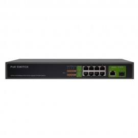 VPOES8P1G150W POE Switch