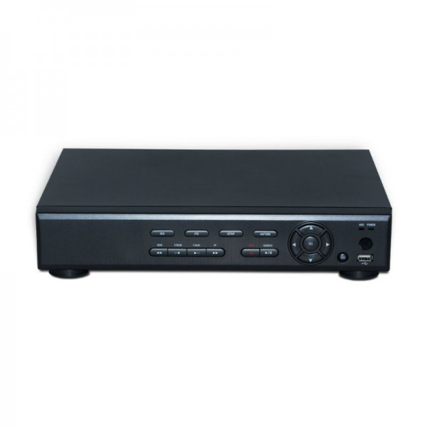 4CH Hybrid 1080p High Resolution HD-SDI + Analog 960H DVR (Hard Drive Not Included)