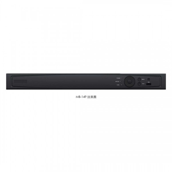 DVR TVI: TVI HD 3MP 4 Channel DVR