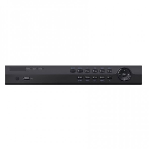 NVR: 4 Channel & 4 POE Network Video Recorder