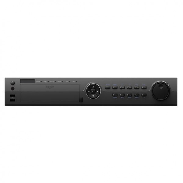 NVR: 16 Channel & 16 PoE Network Video Recorder