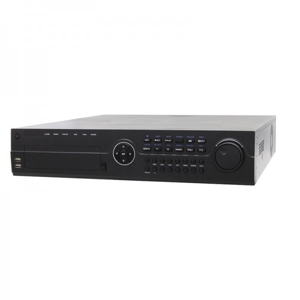 NVR: 32 Channel 320M 2U 4K Super Network Video Recorder