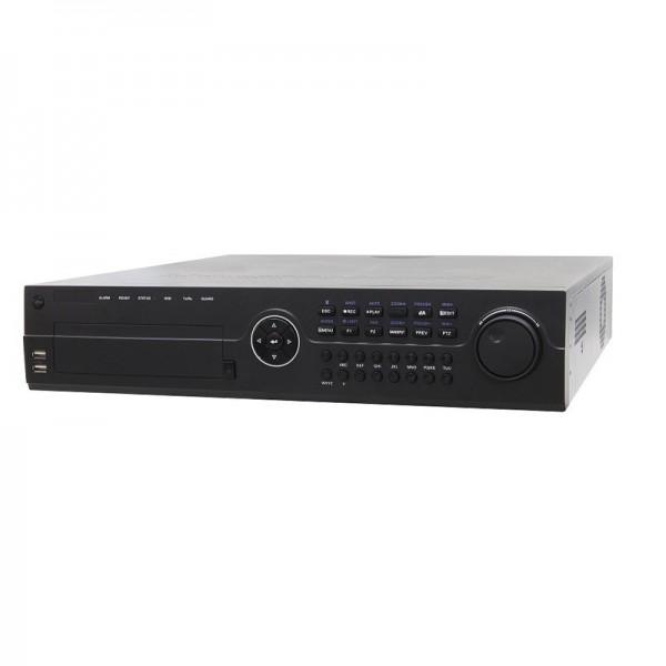 NVR: 64 Channel 320M 2U 4K Super Network Video Recorder