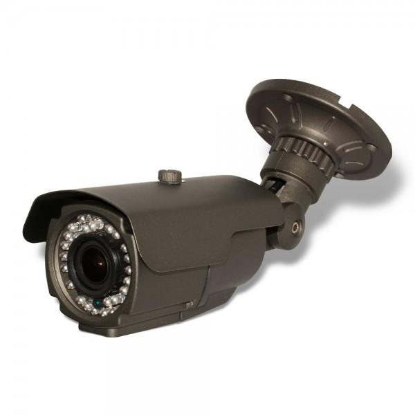 HD 4-in-1 (CVI, TVI, AHD, Analog) Bullet 1080P 2.8-12mm Vari-Focal Lens 42IR Weatherproof