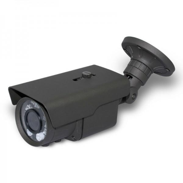 HD 4-in-1 (CVI, TVI, AHD, Analog) Bullet 1080P 2.8-12mm Vari-Focal Lens 2 Super & 7 Piranha IR LEDs  Weatherproof
