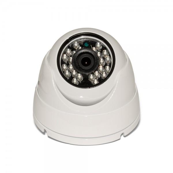 AHD Turret Dome 1080p 3.6mm Fixed Lens 24IR Weatherproof