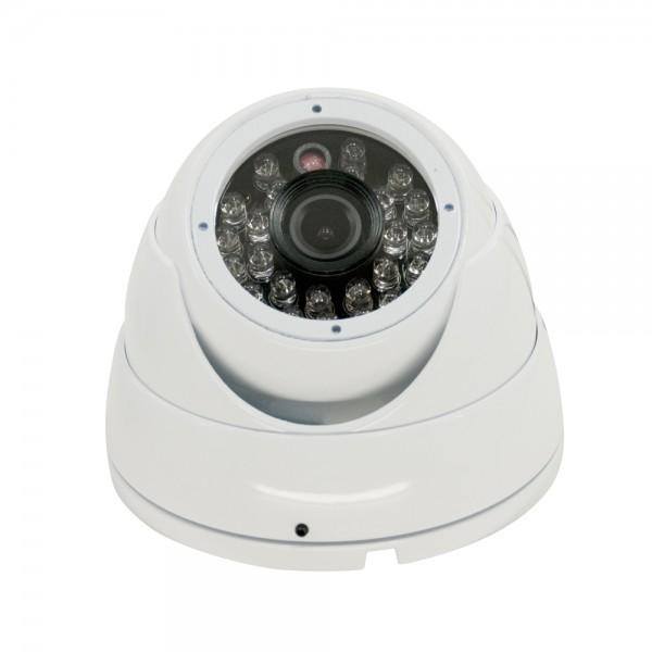VCHPD2503W Panasonic 2.2 Megapixel Full HD 1080p (HD-SDI) Night Vision 3.0 Megapixel HD Lens Outdoor Vandal Resistance Dome Camera