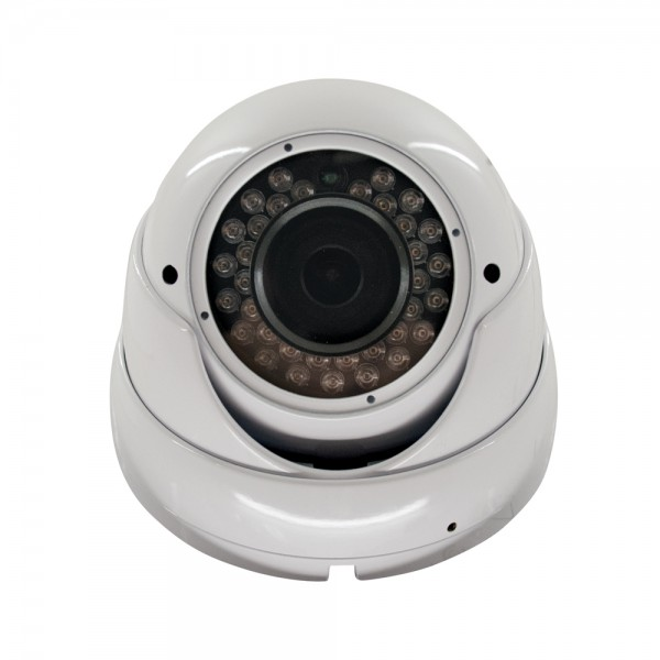 VCHPD2548W Panasonic 2.2 Megapixel Full HD 1080P (HD-SDI) Night Vision 3.0 Megapixel HD Vari-focal Lens Digital-WDR Outdoor Vandal Resistance Dome Camera