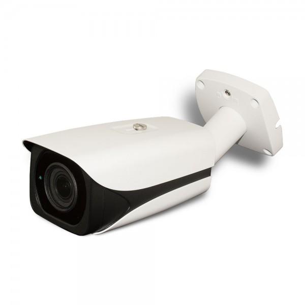 HD CVI Bullet 1080P Starlight 2.7-12mm Motorized Lens WDR, IR Camera Weatherproof Vandal-proof Dual Voltage