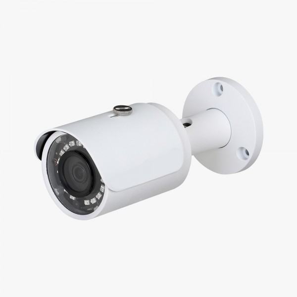 IP Bullet: 4MP Network IR Bullet Camera. 3.6mm Fixed Lens, IR(100ft), IP67, PoE