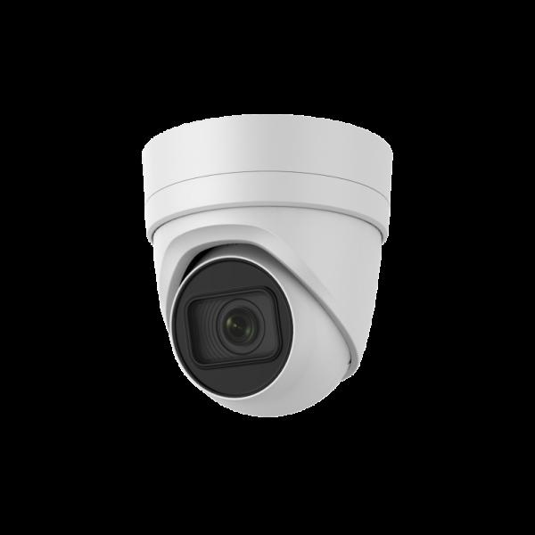 IP Dome: 6MP Motorized Vari-focal EXIR Turret, Exterior