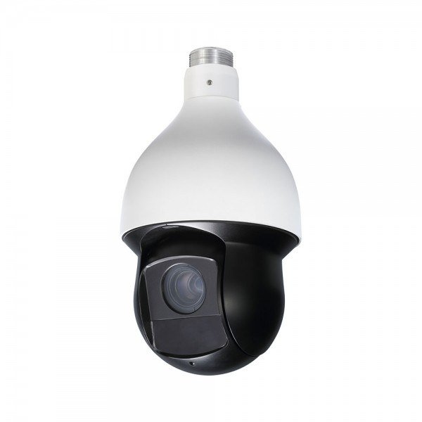 4MP H.265 Network PTZ Camera. 30x Optical Zoom, Support PoE+, Auto-Tracking & IVS, IR up to 330ft Weatherproof
