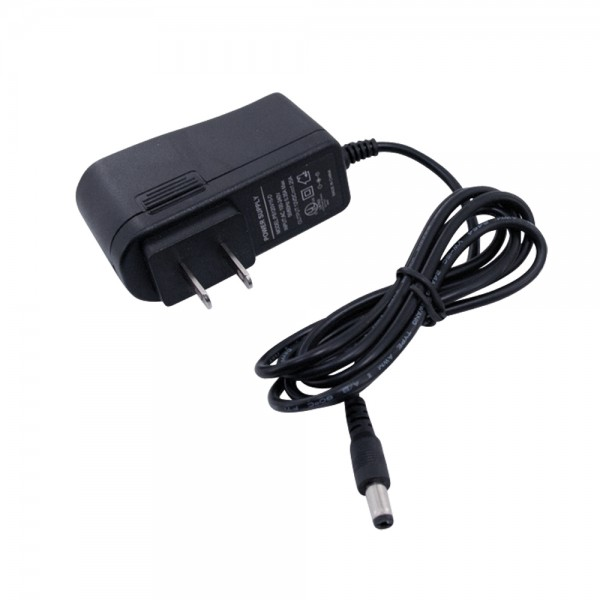 1.25 Amp DC 12V Power Adapter UL Listed