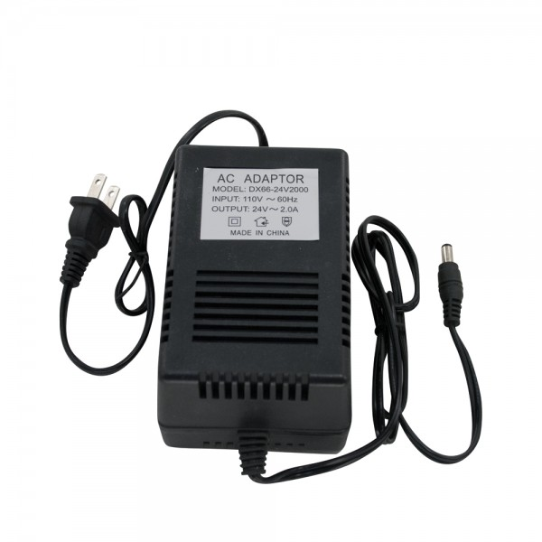 AC24V 3Amp Single Power Adapter