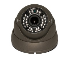 HD 4-in-1 (CVI, TVI, AHD, Analog) Turret  Dome 1080P 2.8-12mm Vari-focal Lens 36IR Weatherproof