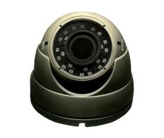HD 4-in-1 (CVI, TVI, AHD, Analog) Turret  Dome 1080P 2.8-12mm Vari-focal Lens 36IR Weatherproof