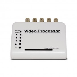 4 Channel Multiplexer, BNC, Remote Control