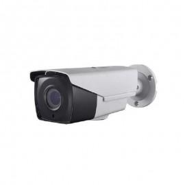 HD-TVI Bullet: 5.0MP TVI Camera 2.8-12mm Motorized Lens EXIR LED's IP67 Weatherproof - White